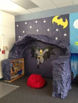 Awesome Superhero Themed Room Design Ideas 12