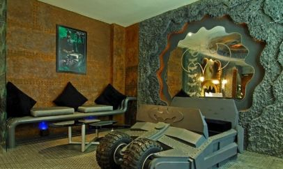 Awesome Superhero Themed Room Design Ideas 37