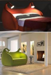 Creative And Funny Beds Design Ideas 11