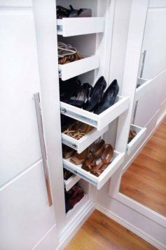 Creative Ideas To Organize Shoes In Your Home 15