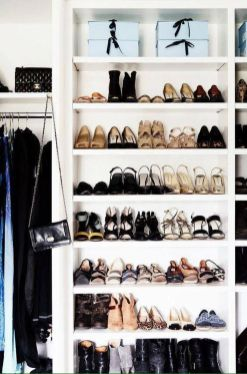 Creative Ideas To Organize Shoes In Your Home 26