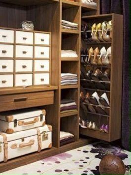 Creative Ideas To Organize Shoes In Your Home 31