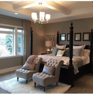 Romantic Dream Master Bedroom Design Ideas 11