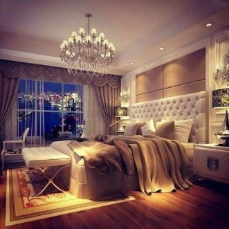 Romantic Dream Master Bedroom Design Ideas 21