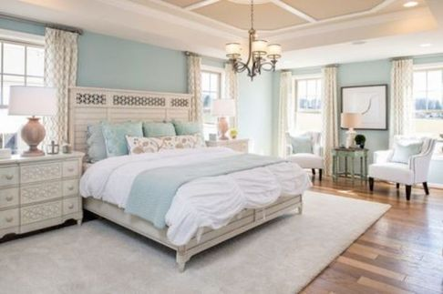 Romantic Dream Master Bedroom Design Ideas 33