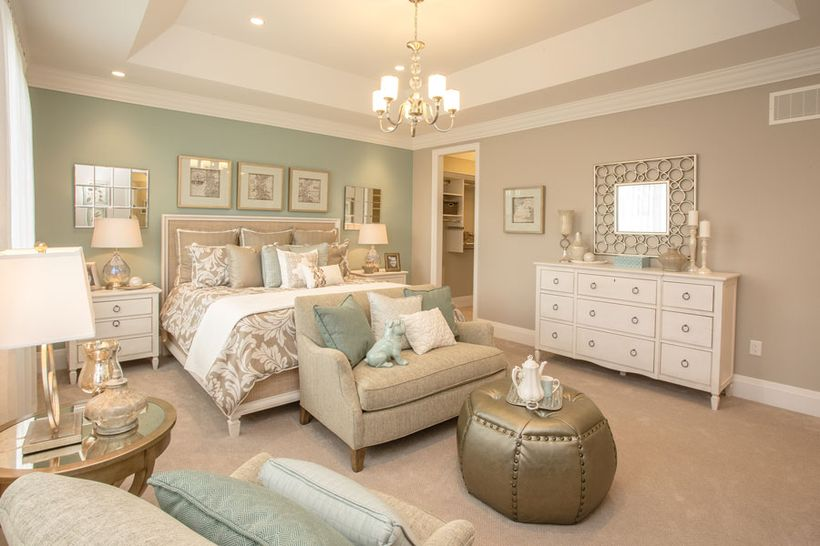 Romantic Dream Master Bedroom Design Ideas 52