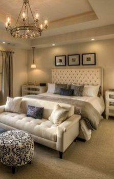 Romantic Dream Master Bedroom Design Ideas 62