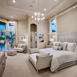 Romantic Dream Master Bedroom Design Ideas 63