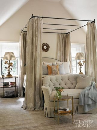 Romantic Dream Master Bedroom Design Ideas 69