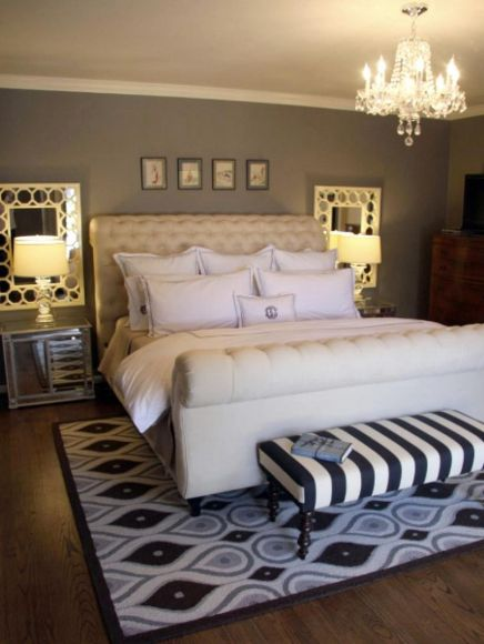 Romantic Dream Master Bedroom Design Ideas 87