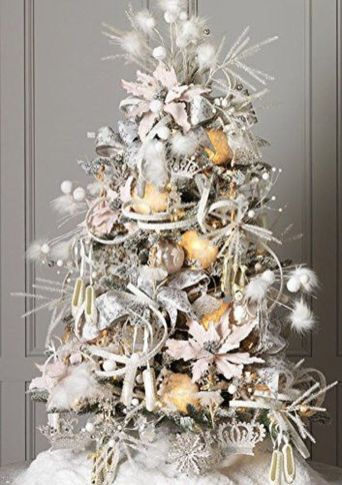 Gorgeous Chirstmas Tree Decorations Ideas 2019 23