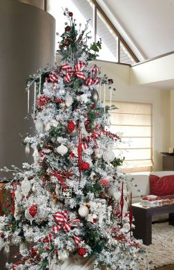 Gorgeous Chirstmas Tree Decorations Ideas 2019 29