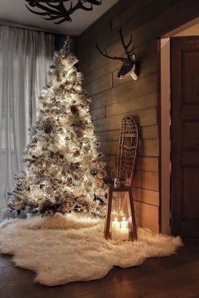 Gorgeous Chirstmas Tree Decorations Ideas 2019 37