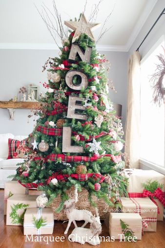Gorgeous Chirstmas Tree Decorations Ideas 2019 41