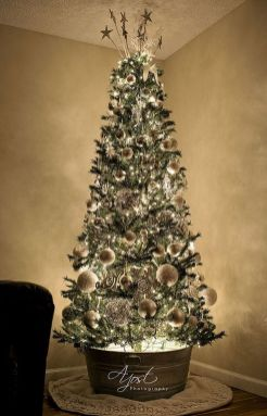Gorgeous Chirstmas Tree Decorations Ideas 2019 59