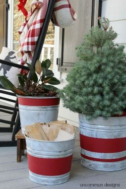 Amazing Christmas Porch Ornament And Decorations 20