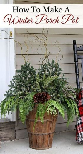Amazing Christmas Porch Ornament And Decorations 73