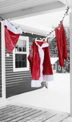 Amazing Christmas Porch Ornament And Decorations 9