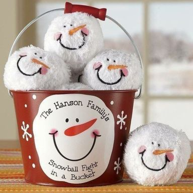 Creative Fake Snow Ideas For Chirstmas Decorations 30