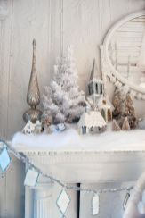 Creative Fake Snow Ideas For Chirstmas Decorations 42