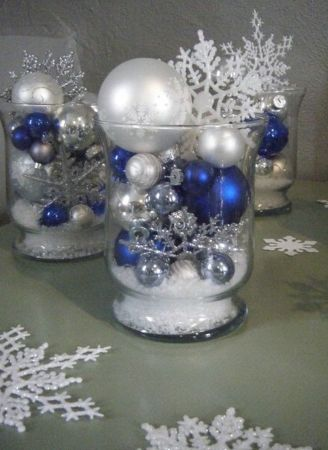 Creative Fake Snow Ideas For Chirstmas Decorations 48