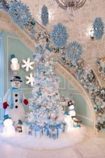 Creative Fake Snow Ideas For Chirstmas Decorations 5