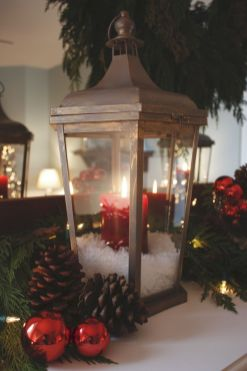 Creative Fake Snow Ideas For Chirstmas Decorations 88