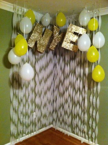 Cheap New Year Eve Decorations Ideas 18