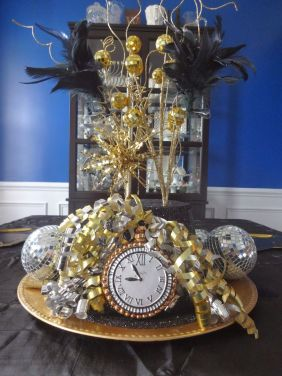 Cheap New Year Eve Decorations Ideas 4