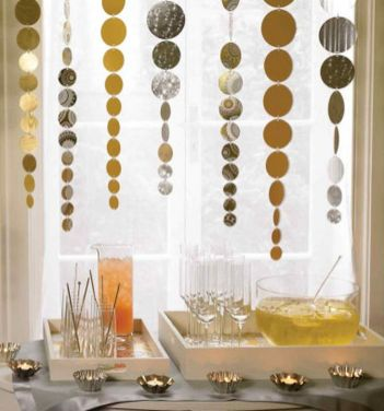 Cheap New Year Eve Decorations Ideas 6