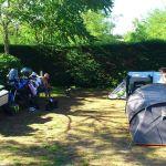 Camping du Bas Larin à Félines