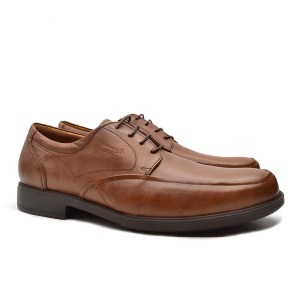 Casual Shoes BOXER ΑΝΔΡΙΚΟ ΔΕΤΟ 41078 14-119 ΚΑΦΕ