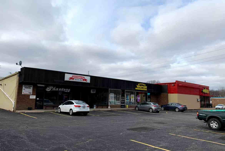 Retail Storefront Akron, OH