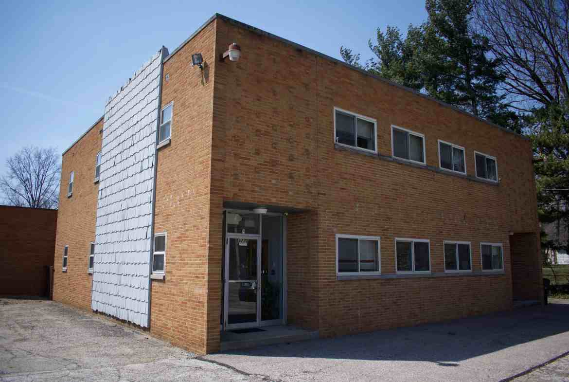 First floor office suite for lease stow