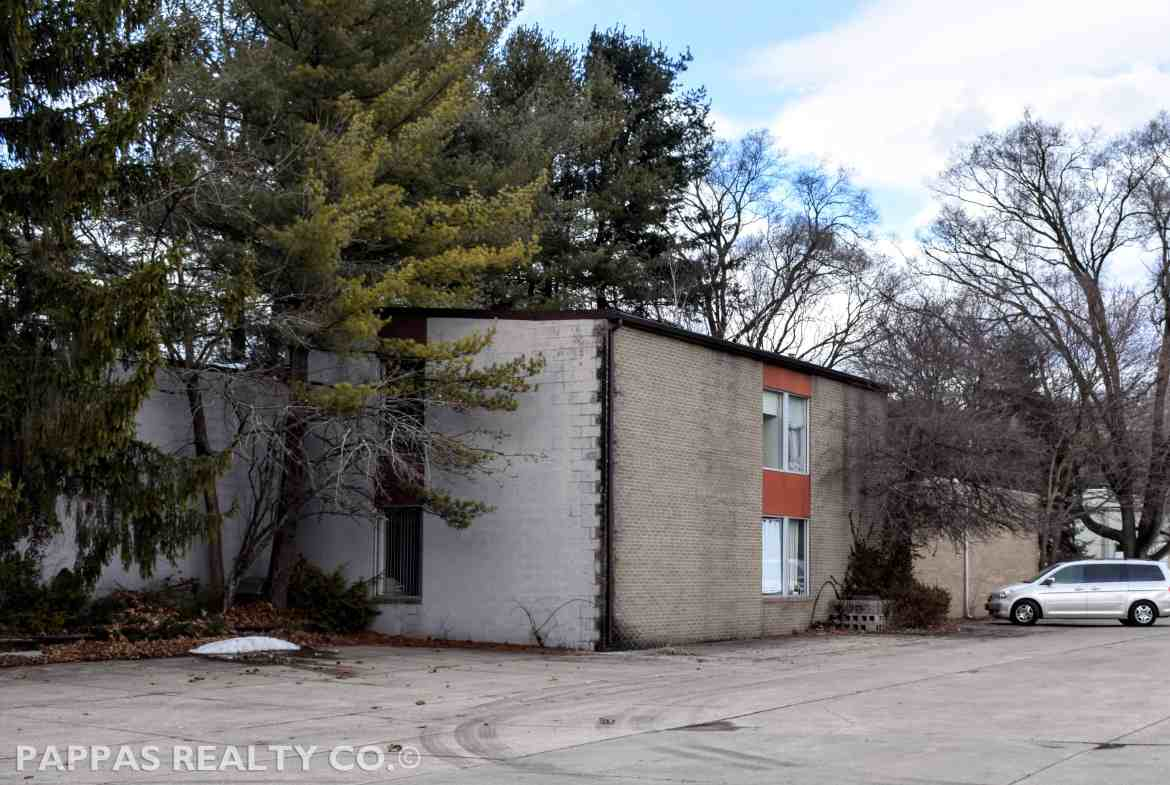 Pappas Realty Co. - Akron, OH - Flex Warehouse Office Space for Sale