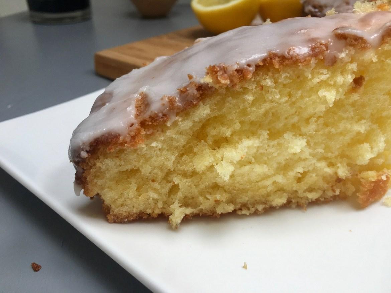 glutenfri sitronkake