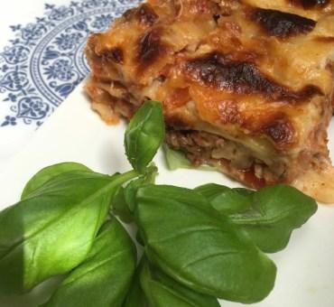 Glutenfri lasagna