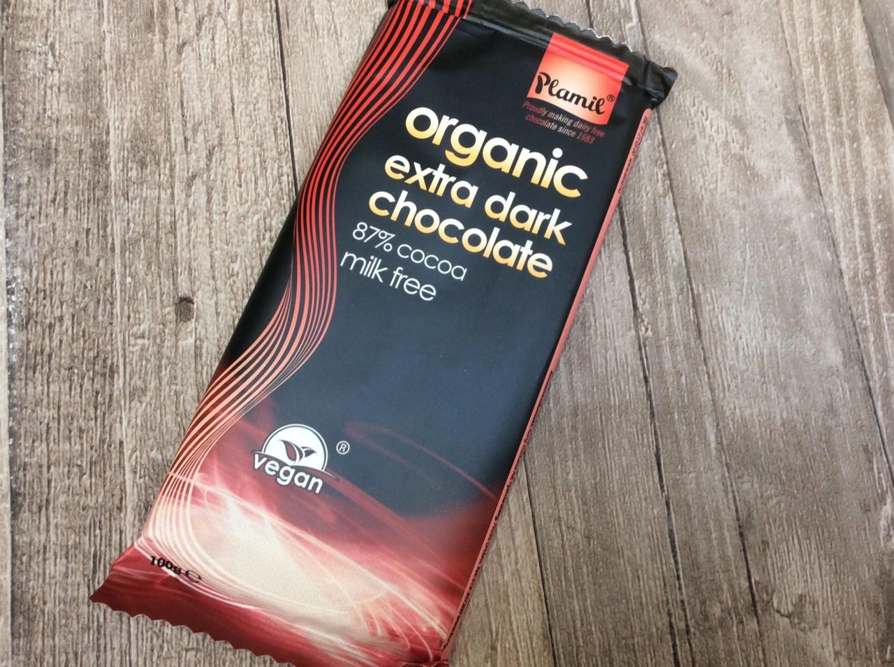 Sjokolade til glutenfri sjokolademousse