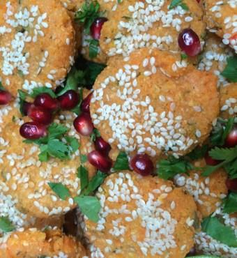 Glutenfri, kjøttfri mandag med kikerter