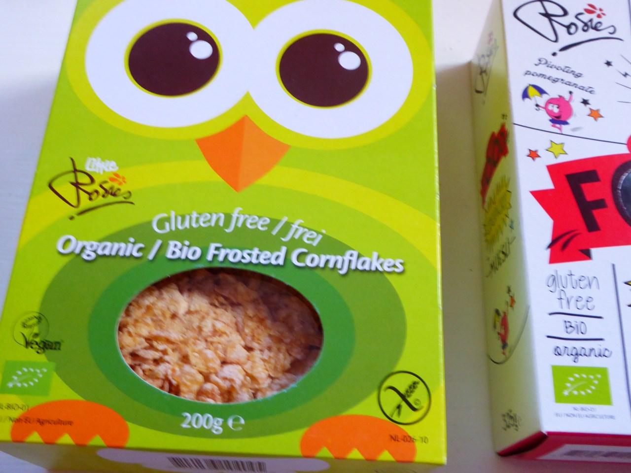 Organisk cornflakes