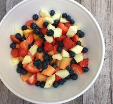 Fruktsalat