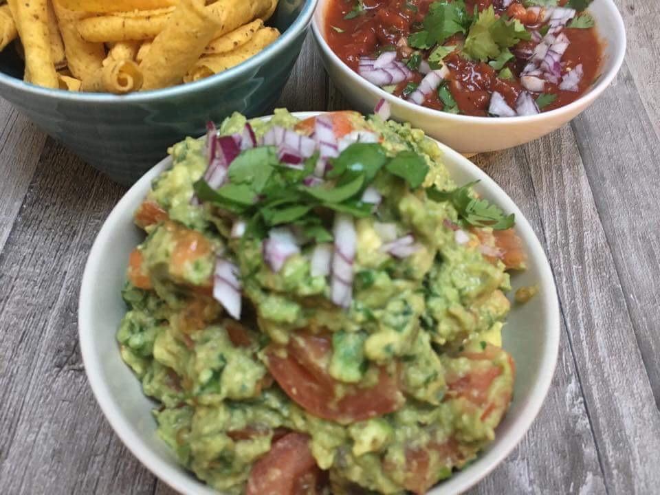 guacamole/mangosalsa