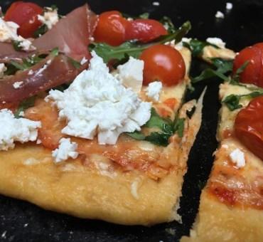 Perfekt søndag og glutenfri pizza