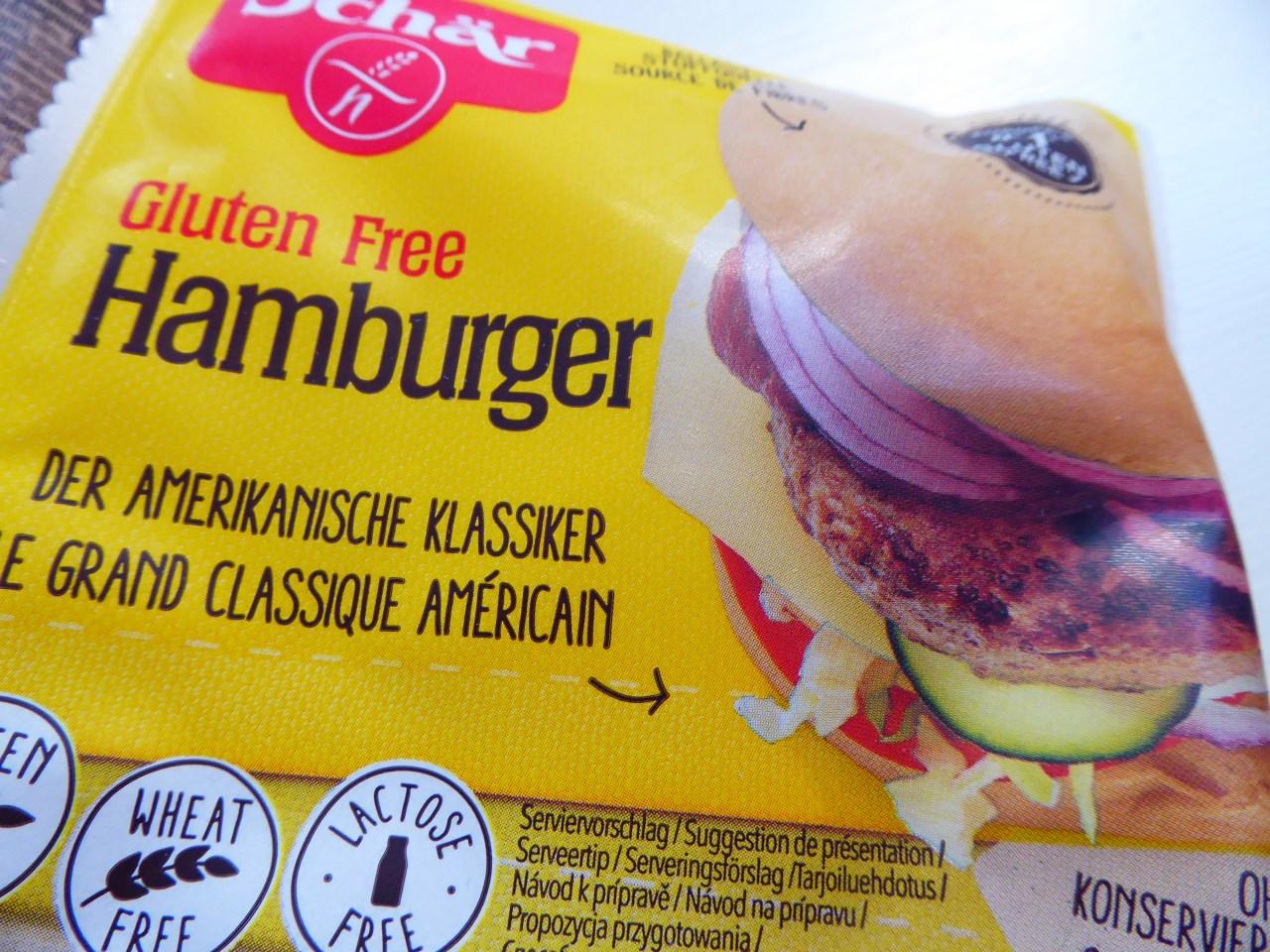 Glutenfrie hamburgerbrød