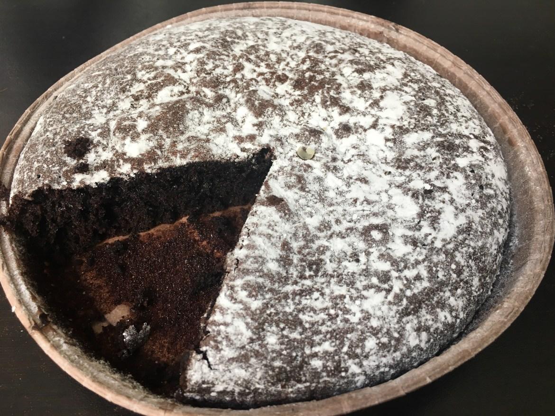 Fria glutenfri sjokoladekake