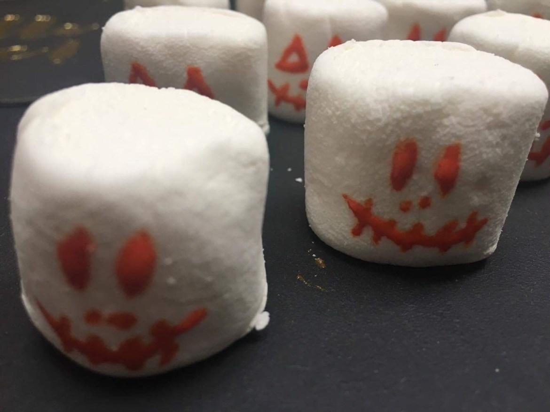 Marshmallows spøkelser....