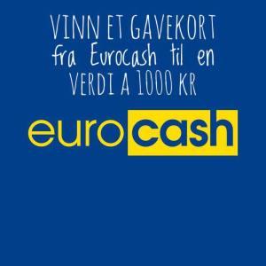 Vinnerne av gavekort fra Eurocash er trukket! Sjekk om du er en av vinnerne