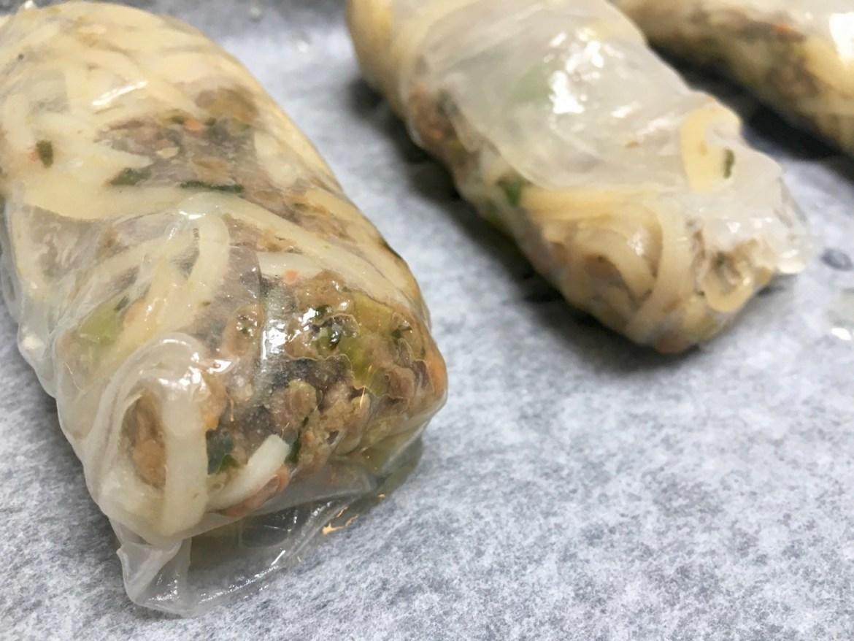 glutenfrie vårruller
