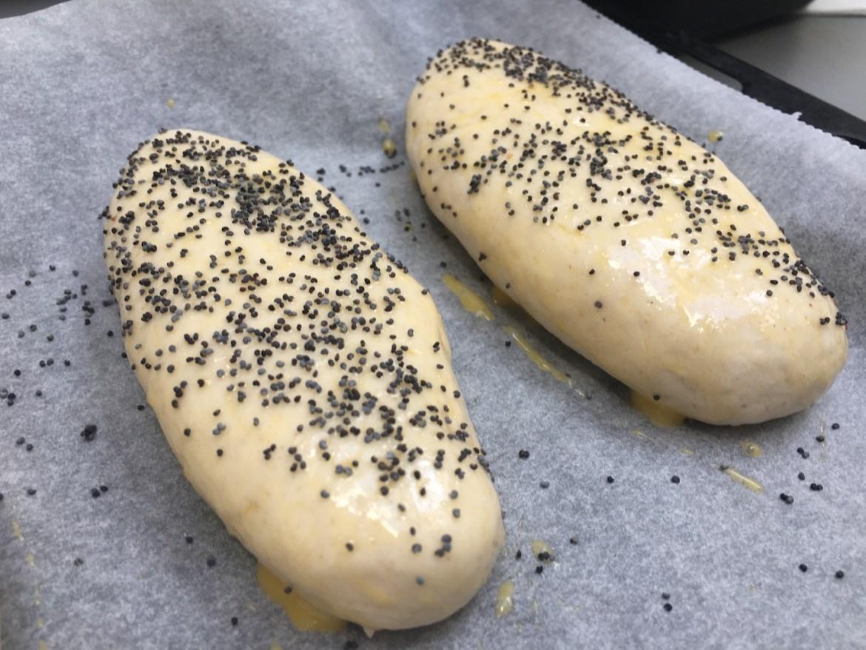 glutenfrie rundstykker med fiber og havregryn