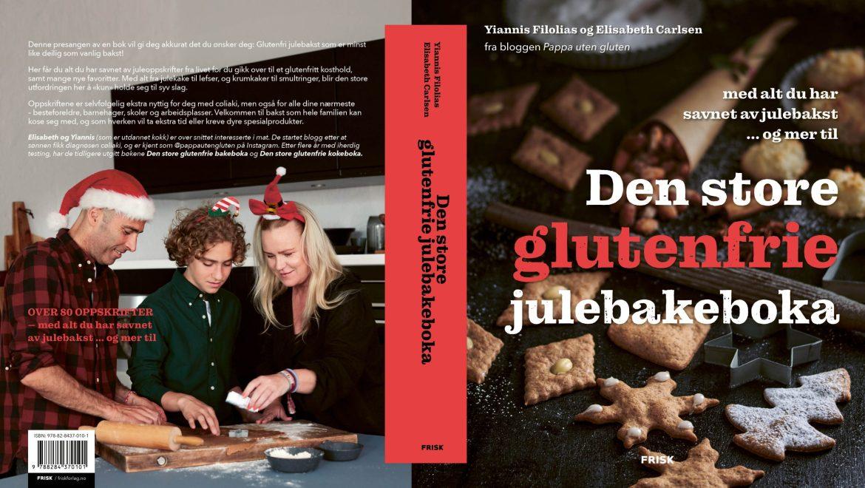 Den store glutenfrie julebakeboka